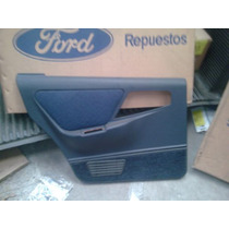 Tapizado Puerta Trasera Ford Sierra Ghia Original