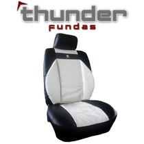 Fundas De Cuero Para Chevrolet Agile, Celta, Corsa Y Otros.