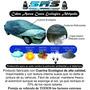 Funda Cubre Autos Cuero Ecologico Afelpado Talle Xxl