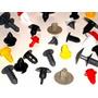 Tapones Plasticos Para Tapizados De Automotores X 10unidades