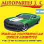Fundas Cubre Asientos Para Peugeot 208 Tipo Deportivas