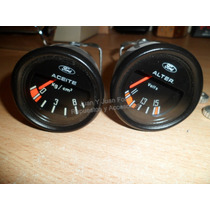 Reloj Ford Falcon Sprint 78/81 Voltimetro Y Presion Aceite
