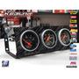 Tablero De Competicion 3 Relojes 1/4 De Milla Keblar Racing