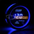 Instrumental Digital Reloj Aceite Agua Amperímetro Tacómetro