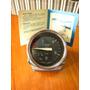Reloj Presion De Aceite Antiguo, 80 Lbs. Orland Rober.