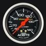 Reloj Temperatura De Aceite Orlan Rober Competicion Negro