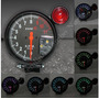 Tacometro Black 7 Colores De Fondo 1000 Rpm Con Shift Light