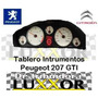 Tablero Instrumentos Peugeot 207 Gti Original