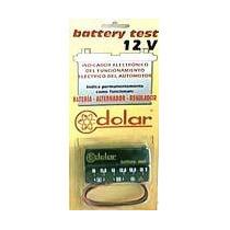 Battery Test 12 V. P/tablero Dolar Indic. Función De Bateria