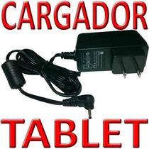 Cargador Tablet Coby Kyros - Titan - Xview - Proton 5v 2a