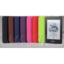 Funda Smart Cover Para Amazon Kindle Paperwhite+film+lapiz