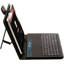 Estuche Con Teclado Funda Tablet Pc 7 Ipad Ebook Apad Usb!!