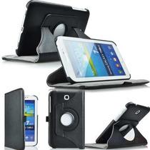 Funda Giratoria Samsung Galaxy Tab 3 7 Lite T110 T111 + Film