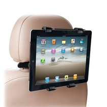 Soporte Auto Tablet Universal Apoyacabeza Rejilla Ipad Tab