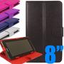 Estuche 8´´ Soporte Tablet Funda Samsung Tab 3 8 Kyros Acer