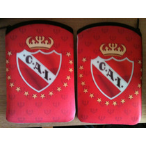 Fundas Tablet Estampadas Futbol Independiente Racing