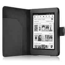 Funda Rígida Eco Cuero Para Amazon Kindle Paperwhite Oferta
