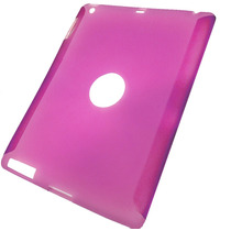 Funda Tpu Soft Ipad 2 / 3 Cover De Gel Opaco