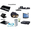 Cable Hdmi Fullhd 1080p P/notebook Hp/samsung/ Smart-tv