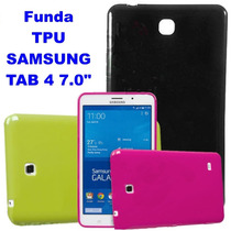 Funda Tpu Samsung Tab 4 - 7.0
