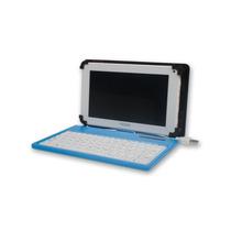Funda Para Tablet 7´ Noganet Con Teclado Colores Nkb-007