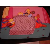Fundas Tablet Estampada Simpson Homero El Coco Krusty Bar