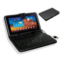 Funda Con Teclado Para Tablet Pc 10.1 Y 9.7 Pulgadas Envio