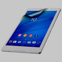 Film Pantalla Tricapa Tab Xperia Z3 Lte Tablet Z3 Compact