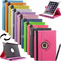 Funda Giratoria 360° Apple Ipad Air 2 Estuche + Film + Lapiz