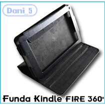 Funda Premium Kindle Fire Reclinable Rotatoria 360° - Outlet