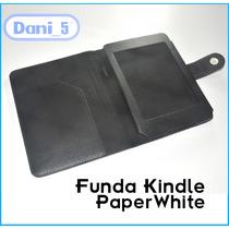 Funda Cubierta Kindle Paperwhite - Envío Económico C/regalo