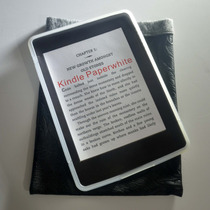 Funda De Silicona Kindle Paperwhite + Funda De Tela + Regalo
