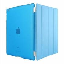 Funda Tipo Smart Cover + Back Cover Ipad 2 3 4 Protector