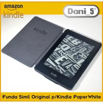 Funda Simil Original Kindle Paperwhite - Envíos - C/regalo