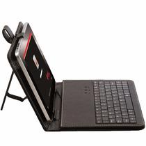 Estuche Tablet Con Teclado 9´´ Funda Sony Asus Universal