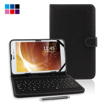 Funda Con Teclado Tablet Pc 10.1 Universal Android Micro Usb