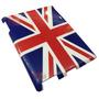 Funda Tapa Acrilica Ipad 2 / 3 / 4 Bandera De Inglaterra