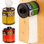 Portarrollo Papel Higienico 100 Film Fotografía Baño Diseño