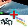 Kit Para Notebook 15 Piezas Antipolvo Usb Led Teclado Net