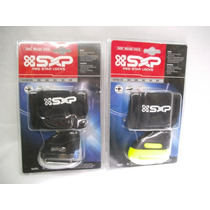 Traba Disco Sxp 6mm Con Bolso Portable En Freeway Motos !
