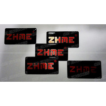 Malacates Zhme Off-road 4x4 Cmengines Insignias