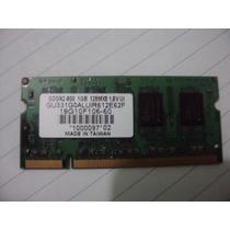 Memoria Ddr2 1gb 800hmz Netbook Leer