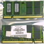 Memorias Para Notebook 1gb 667mhz Ddr2 Pc2-5300 So Dimm