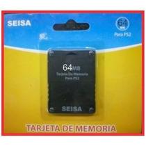Tarjeta De Memoria Seisa Para Ps2 64mb Oferton