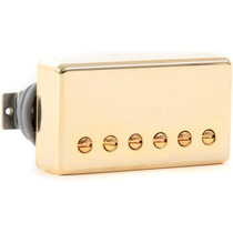 Gibson Accessories 490r Modern Classic Pickup - Gold, Neck,