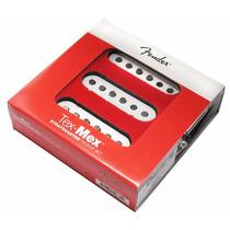 Micrófonos Fender Tex Mex Stratocaster Set X 3 - 6/12 Cuotas