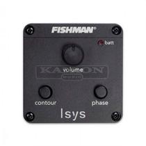 Ecualizador Preamp Fishman Isys 101 Para Guitarra