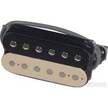 Gibson Accessories 490r Modern Classic Pickup - Zebra, Neck,