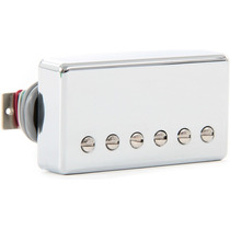 Gibson Accessories 490r Modern Classic Pickup - Chrome, Neck