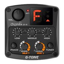Microfono Cherub Gt6 Gtone Para Guitarra Acustica O Criolla